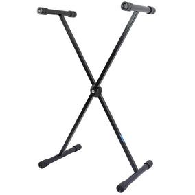 Suporte Ask X10s Teclado Musical Estante Pedestal X Até 30kg