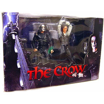 Figura El Cuervo The Crow Neca