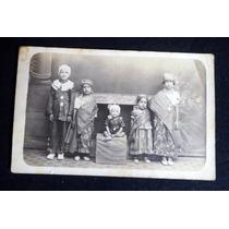Foto Crianças Antiga