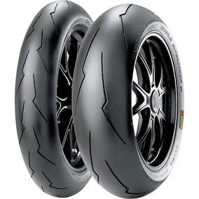 Pneu Pirelli Diablo Supercorsa Sp 180/55-17x120/70-17 Par