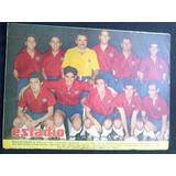 Estadio N° 865 24 De Dic De 1959 Selección Chilena De Futbol