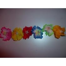 Flores De Tela (tambien Para Hawaianas)