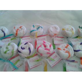 Souvenirs Chupetines Y Caramelos En Toalla. Zona Norte