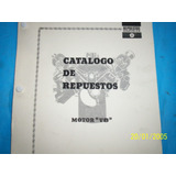 Catalogo De Repuestos Motor Dodge V8