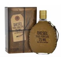 Diesel Fuel For Life Homme 75ml Masculino | Lacrado Original