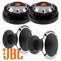 Corneta Selenium D405 Trio + Jarrão Aluminio Jbl Drive Par