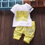 Ropa Bebe Recién Nacido 0-6m Conjunto Polera Mas Pantalon