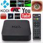 Android Smart Tv Box Mini Pc Mxr Hdmi Wifi Netflix 8gb