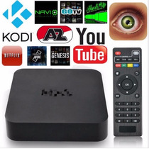 Android Smart Tv Box Mini Pc Mxr Hdmi Wifi Netflix 8gb