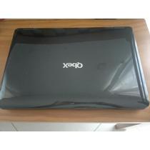 Placa Mãe Com Defeito Notebook Qbex Core I7 Tenho Mais Peças