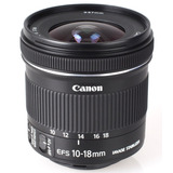 Canon Ef-s 10-18 Mm Is Stm + Garantía + Envío Gratis