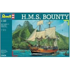 Revell 05404 H.m.s. Bounty 1/110 Mioluhobbies