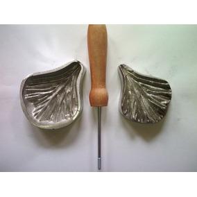 Frisador Para Eva Em Alumínio - Hibisco