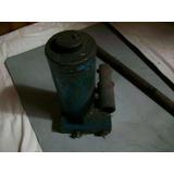 Cricket Hidráulica 4 Toneladas - Azul - Falta Líquido