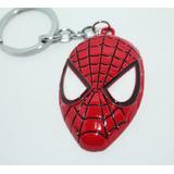 Llavero Mascara Spiderman Comic - Hombre Araña