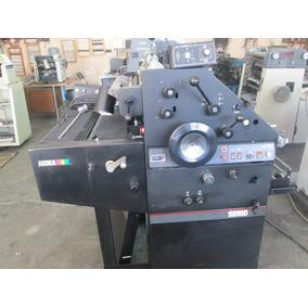 Maquinas De Imprenta - Ab Dick 9890d 4 Cartas