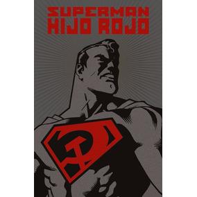 Superman Hijo Rojo Edicion Deluxe Tapa Dura - Random Comics