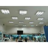 Artefactos Iluminación De 3 Lámparas Dulux Lote