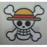 One Piece. Parches Apliques Sublimados Para Coser-planchar.