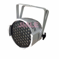 Proton 54 Led 3w Par 64 Rgb Audioritmico Dmx Envio Gratis