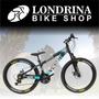 Bicicleta Vikingx Aro Vmax Freio Hidráulico Shimano Promocao
