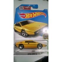 (91) Lotus Espirit S1 Hot Wheels