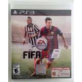 Fifa 15 Playstation 3 Sellado Ps3 Ps4 Nuevo Tienda Maracaibo
