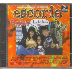 Escoria - Discografia Completa ( Rock Mexicano ) Cd Rock