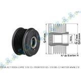 Polia Do Alternador Sistema Roda Livre S10 Frontier Mwm+fret