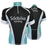 Camisa De Ciclismo Sódbike Personalizada Bike
