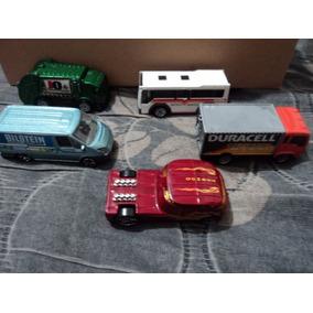 Fan Autos Set Servicios 5pzas F8