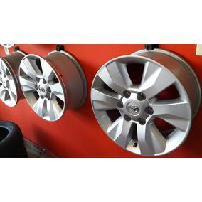 Jogo Rodas Toyota Hilux Srv 17