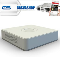 Dvr Hikvision 8 Canales Turbo Hd Ds-7108hghi-f1 Ahd