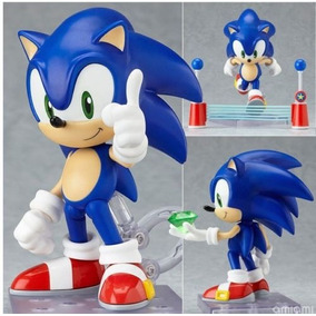 Sonic The Hedgehog Figura 9 Cm