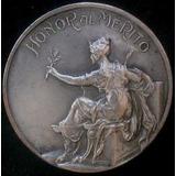 Medalla Honor Al Merito Sociedad Rural De Bahia Blanca
