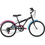 Bicicleta Caloi Monster High 20 -2016