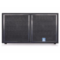 Elipsis Audio Subwoofer 2 X 18 2000w Rms Lab-218a