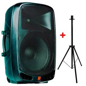 Caixa Ativa Staner 15 Ps1501 A Bluetooth + Tripe