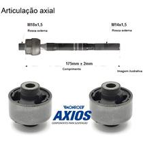 Bucha Axios + Axial Direção Hidráulica New Civic