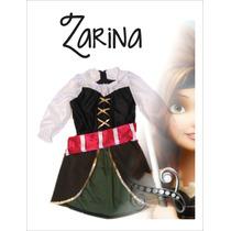 Disfraz De Zarina Con Cinto - Tinkerbell