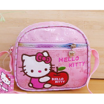= Veja Aqui = Linda Bolsa Infantil - Hello Kitty