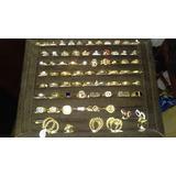 Gafas De Sol Y Anillos En Oro Y Plata