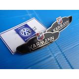 Vw Logotipo Do Karmann Guia/conversível Alemão 60s A 70s