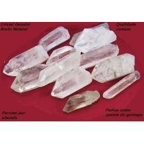 1 Kg Cristal Pontas Brutas Quartzo P Meditação Frete Barato
