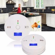 Detector Alarme Fumaça Incêndio Gás Monóxido De Carbono Fg