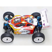 Buggy Off Road 1:16 Rádio Controle - 2,4 Ghz Profissional.