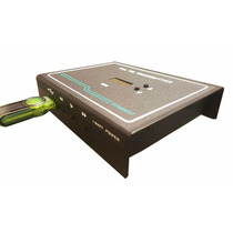 Transmissor De Fm 1 Watt,stereo Com Pll, Entrada Usb. Tx1001