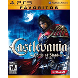 Castelvania Lords Of Shadow Ps3 Nuevo Original Físico