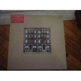 Led Zeppelin-physical Grafitti-super De Luxe Box Set!leia!