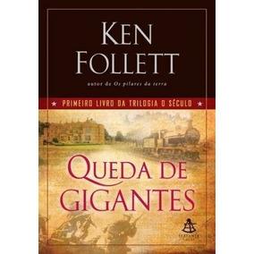 Queda De Gigantes Livro Trilogia O Seculo Ken Follett
